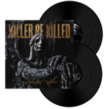 KILLER BE KILLED - Reluctant Hero BLACK VINYL (Import)