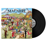 MACABRE - Carnival Of Killers BLACK VINYL (Import)