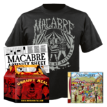 MACABRE - Carnival of Killers (Unhappy Meal #1) Small
