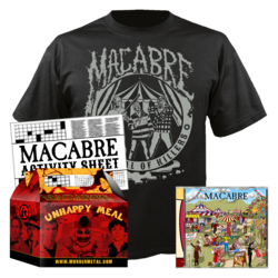 MACABRE - Carnival of Killers (Unhappy Meal #1) Medium