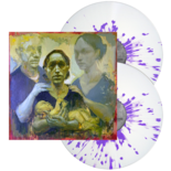 PALLBEARER - Forgotten Days WHITE/LILAC SPLATTER VINYL (Import)