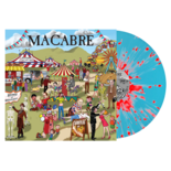 MACABRE - Carnival Of Killers BLOODY COTTON CANDY LP (Import
