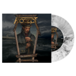 """ACCEPT - The Undertaker WHITE/BLACK MARBLED 7"""" (Import)"""