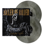 KILLER BE KILLED - Reluctant Hero (Silver/Black Swirl Vinyl)