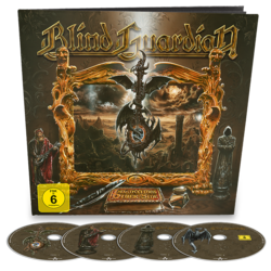 BLIND GUARDIAN - Imaginations...25th anniv. ed. EARBOOK (Import)