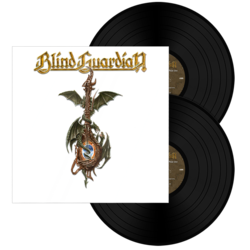 BLIND GUARDIAN - Imaginations...25th anniv..BLACK VINYL (Import)