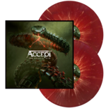 ACCEPT - Too Mean To Die (Org in Red wWht Splatter Vinyl)
