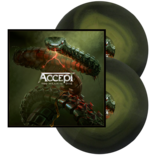 ACCEPT - Too Mean To Die (Gold In Swamp Green Vinyl)