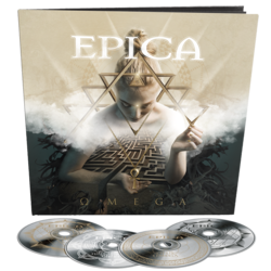 EPICA - Omega EARBOOK (Import)