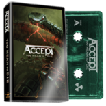 ACCEPT - Too Mean To Die (Green Cassette)