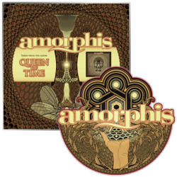 AMORPHIS - Brother And Sister SHAPE VINYL (Import)