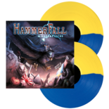 HAMMERFALL - Masterpieces YELLOW/BLU BI-COLOURED VINYL (Import)