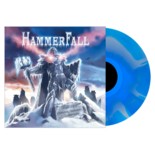 HAMMERFALL - Chapter V: Unbent...BLUE/WHITE CORONA LP (Import)
