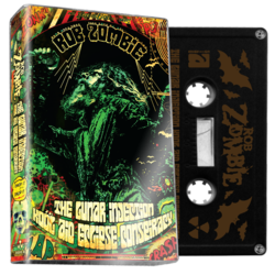 ROB ZOMBIE - The Lunar Injection Kool Aid Eclipse... (Blk CSS)