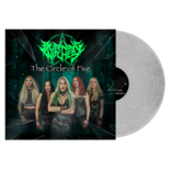 BURNING WITCHES - The Circle Of Five SPARKLE VINYL (Import)