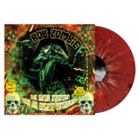 ROB ZOMBIE - The Lunar Injection... (Red w/Splatter)