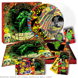 ROB ZOMBIE - The Lunar Injection Kool Aid Eclipse... BOXSET