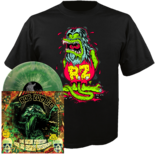 ROB ZOMBIE - The Lunar Injection...(Shirt+LP Bundle) Large