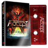 ACCEPT - Stalingrad (Red Cassette)