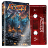 ACCEPT - The Rise Of Chaos (Red Cassette)
