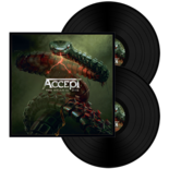 ACCEPT - Too Mean To Die BLACK VINYL (Import)
