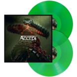 ACCEPT - Too Mean To Die COKE BOTTLE GREEN VINYL (Import)