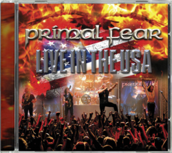 PRIMAL FEAR - Live In The USA (Import)