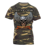 PRIMAL FEAR - Metal Commando CAMO (Medium)