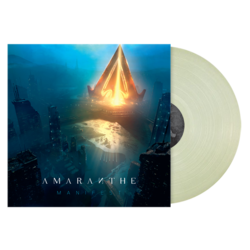 AMARANTHE - Manifest GLOW IN THE DARK VINYL (Import)