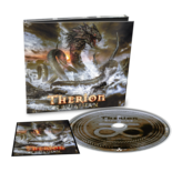 THERION - Leviathan DIGIPAK + PATCH (Import)