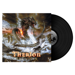 THERION - Leviathan BLACK VINYL (Import)