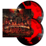 SLAYER - The Repentless Killogy RED/BLACK INKSPOT (Import)