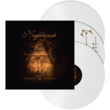 NIGHTWISH - HUMAN. :II:NATURE. POLAR WHITE VINYL (Import)