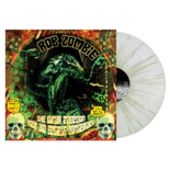 ROB ZOMBIE - The Lunar Injection...CLEAR/GLOW SPLAT LP (Import)
