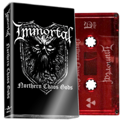 IMMORTAL - Northern Chaos Gods (Red Cassette)