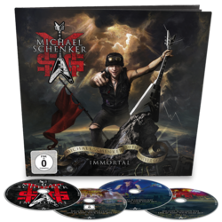 MSG (MICHAEL SCHENKER GROUP) - Immortal EARBOOK (Import)
