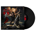 MSG (MICHAEL SCHENKER GROUP) - Immortal BLACK VINYL (Import)