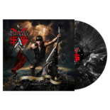 MSG (MICHAEL SCHENKER GROUP) - Immortal BLACK/WHITE MARBLED VINYL (Import)