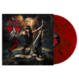 MSG (MICHAEL SCHENKER GROUP) - Immortal RED/BLACK MARBLED VINYL (Import)