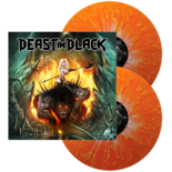 BEAST IN BLACK - From Hell With Love SPLATTER VINYL (Import)