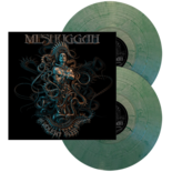 MESHUGGAH - The Violent Sleep... GREEN MARBLED VINYL (Import)