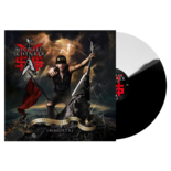 MSG (MICHAEL SCHENKER GROUP) - Immortal WHITE/BLACK BI-COLOURED VINYL (Import)