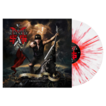 MSG (MICHAEL SCHENKER GROUP) - Immortal CLEAR/RED SPLATTER VINYL (Import)