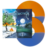 SONATA ARCTICA - Silence BLUE/ORANGE BI-COLOURED VINYL (Import)
