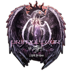 PRIMAL FEAR - I Will Be Gone SHAPE VINYL (Import)