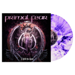 PRIMAL FEAR - I Will Be Gone WHITE/PURPLE MARBLED VINYL (Import)