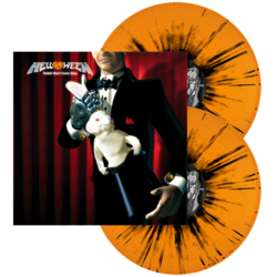 HELLOWEEN - Rabbit Don't Come Easy SPLATTER VINYL (Import)