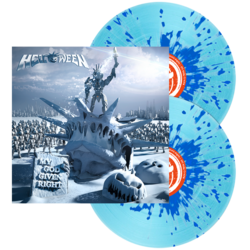 HELLOWEEN - My God-Given Right SPLATTER VINYL (Import)