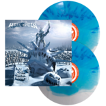 HELLOWEEN - My God-Given Right CLOUDY SPLATTER VINYL (Import)