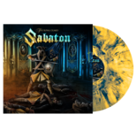 SABATON - The Royal Guard YELLOW/BLUE MARBLED VINYL (Import)